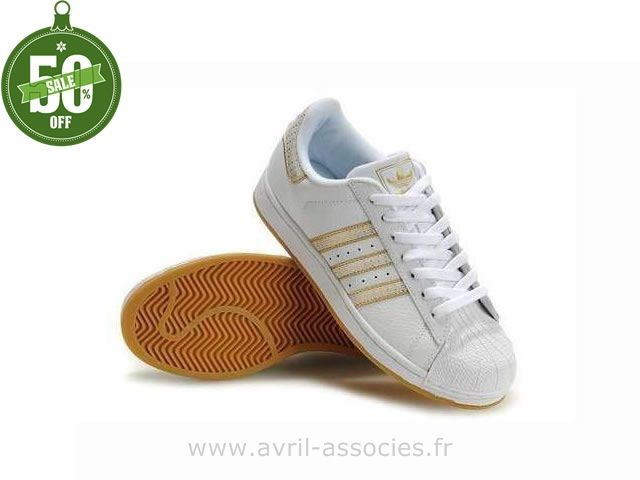 superstar gold pas cher